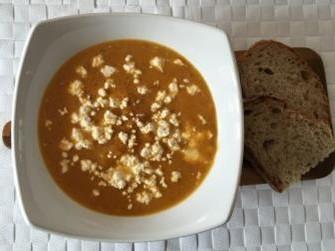 Carrot, Lentil & Cumin Soup