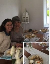 Mother's Day – Treat Your Mother to a Homemade Cream Tea or Afternoon Tea
