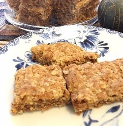 Crunchies- South African Oat Biscuits
