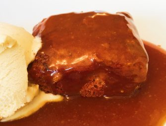 The Best Sticky Toffee Pudding Recipe