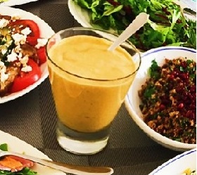 Peppadew Salad Dressing