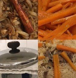 Afghanistan's National Dish – Qabuli / Kabuli Pulao