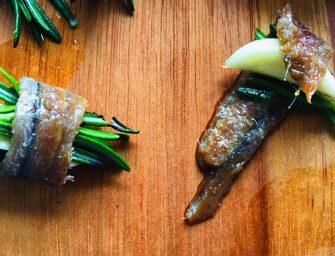 Delicious Umami Parcels To Stud Roast Lamb