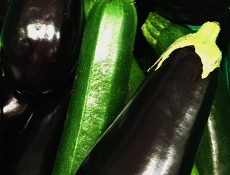 Ideas and Flavour Combinations to Use When Cooking with Aubergines and Courgettes