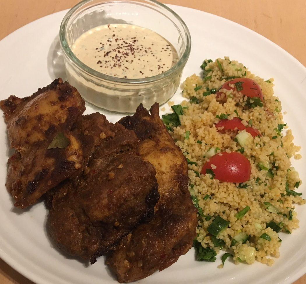 Quick Easy Tasty Middle Eastern Chicken Recipe Marissa S Recipes Ideas