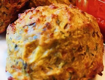 Gluten Free Vegan Oven Baked Pakora
