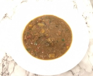 Moussaka Soup