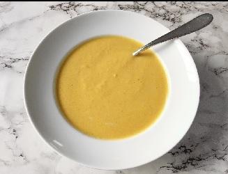 Vegan Carrot Coconut Soup