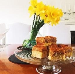 Danish Dream Cake (Drømmekage fra Brovst) Recipe