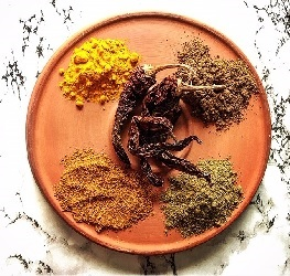 Curry Sauce with Ras El Hanout