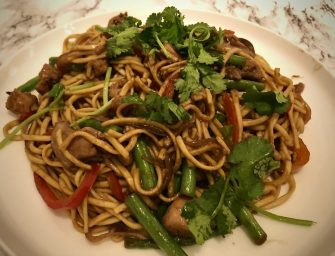 Easy Hoisin Sauce for Stir Fry
